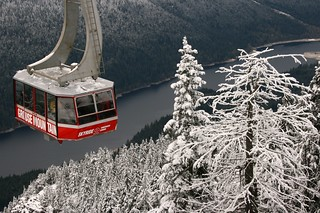 Grouse Mountain Skyride | by mountainhiker