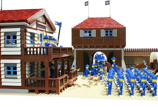 Fort Legoredo | by Matija Grguric