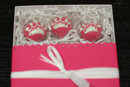 Princess Crown Cake Pops Gift Box | by Sweet Lauren Cakes