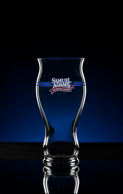 Samuel Adams beer glassSamuel Adams Beer Glass