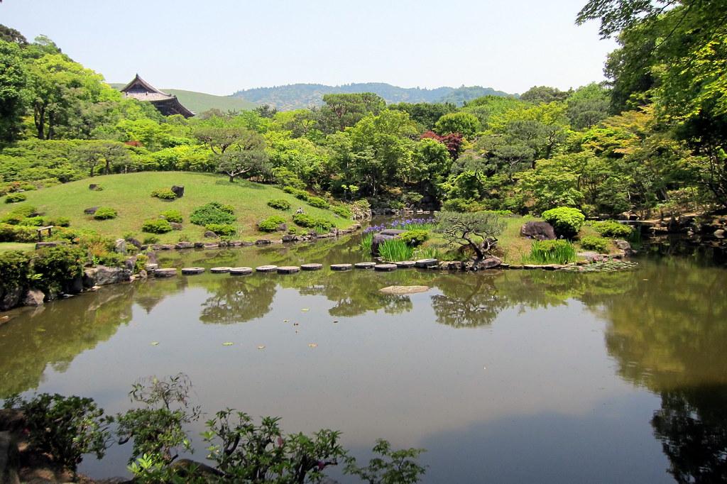 Nara: Isuien Garden  Isuien Garden (依水) has been ...