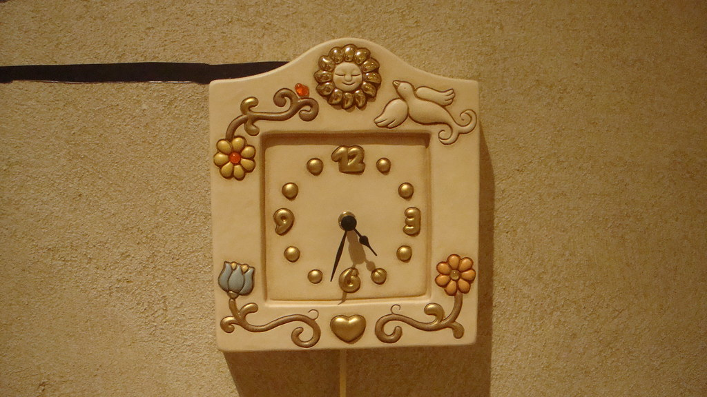 Orologio pendolo thun interesting wall clocks orologio da for Pendolo thun