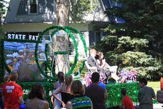 State Fair Float | by First Community Bank and Trust