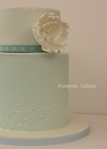 wedding cake height average height peony wedding cake i took a course with 22810