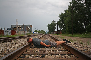 Face down on the tracks | by Notkalvin