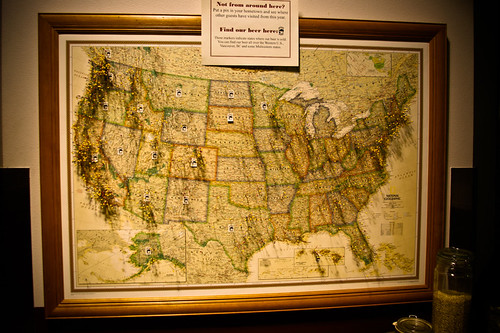 Tour US Map | by DeschutesBrewery