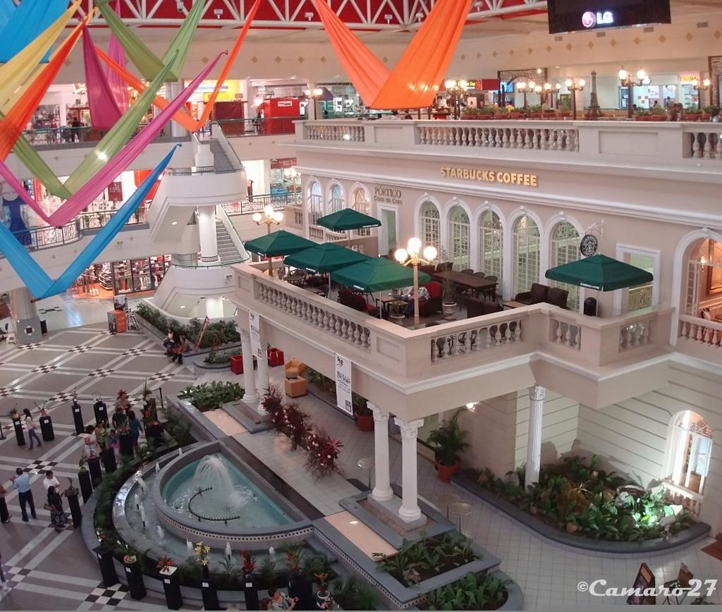 Centro Comercial Galerias
