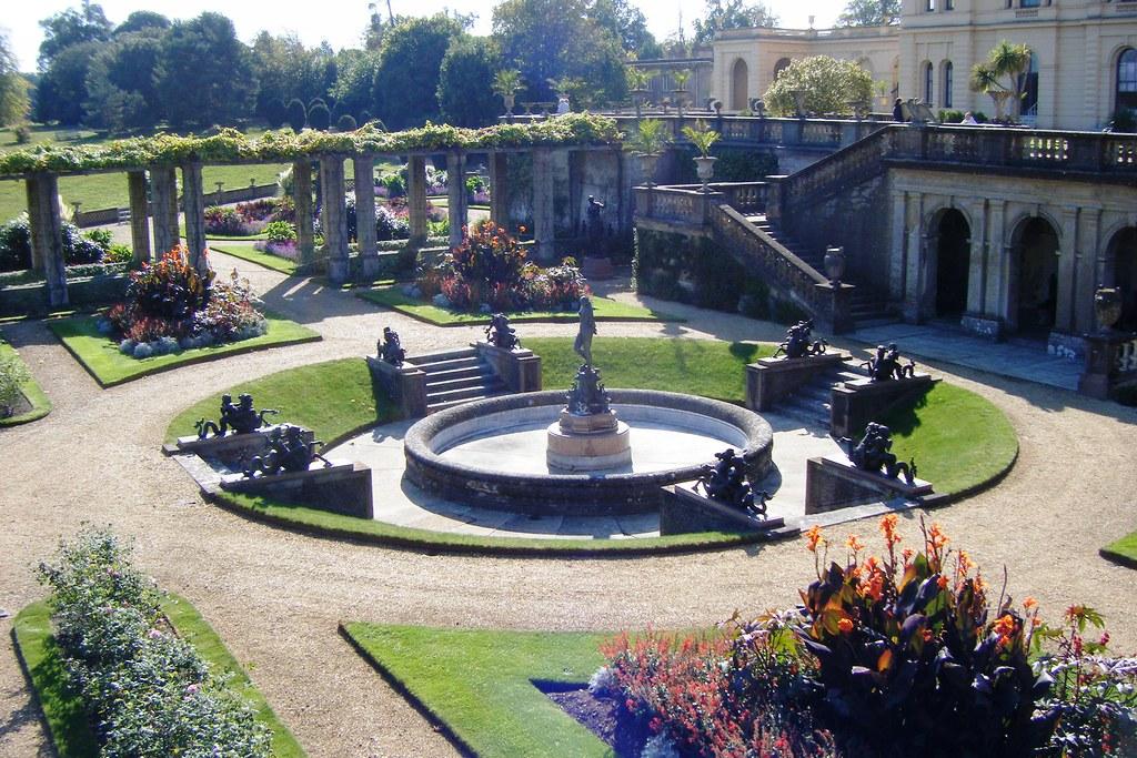 Greek Mythology Inspired Garden Sam Taylor Flickr