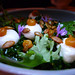 Ink's Kale Burrata & Pumpkin Seeds