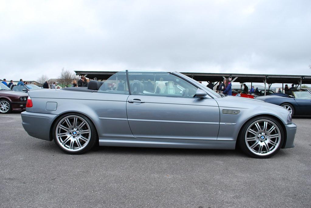 Bmw M3 Convertible >> BMW E46 M3 CONVERTIBLE | Goodwood breakfast club soft top su… | Flickr