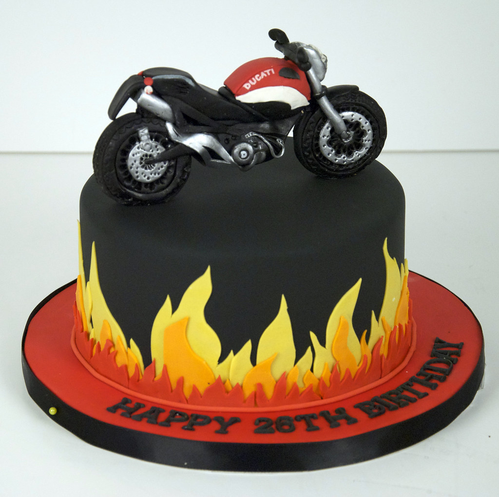 Fondant Birthday Cakes Toronto