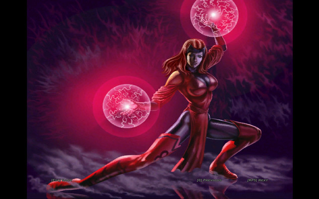 Ultimate Scarlet Witch