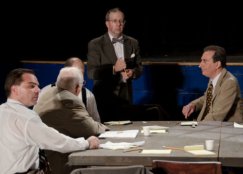 12 angry men criminal justice Reginald rose's twelve angry men takes us into the jury room as twelve men   an interactive lecture and reading on the american criminal justice system.