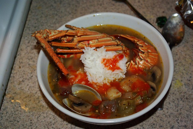 Big Mama's New Orleans Style Cosmopolitan Seafood Gumbo | Flickr ...