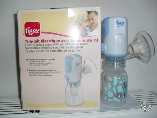 super tire lait electrique tigex je vends mon tire lait. Black Bedroom Furniture Sets. Home Design Ideas