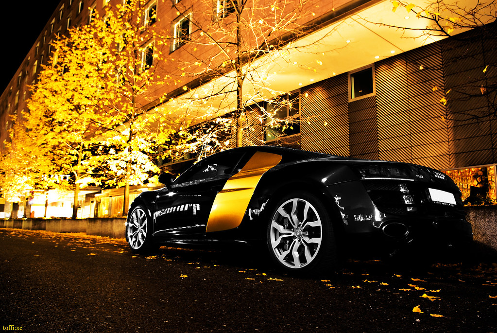 Gold Car Wallpapers: Black And Gold °EXPLORED°