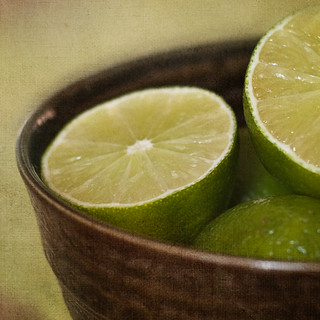 Limes are the Colour of Christmas | by Sherry Galey