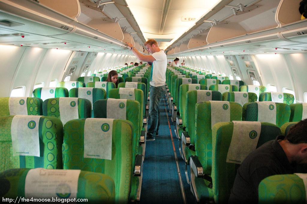 Hv6607 cabin interior hv6607 transavia amsterdam the ne flickr - Foto foto interior ...