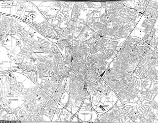 leicester map 2 1960s | by zaphad1