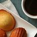 brown sugar honey madeleines 4