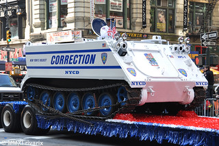 038 Veterans Day Parade - NYC Department of Correction | by rivarix