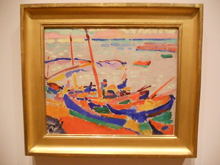 New York Colours - Andre Derain at the MOMA | by Pushapoze (nmp)