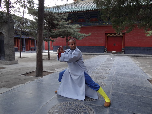 Shaolin Guiding Chuan by Shifu Kanishka  In Shaolin Temple | by INDIAN SHAOLIN