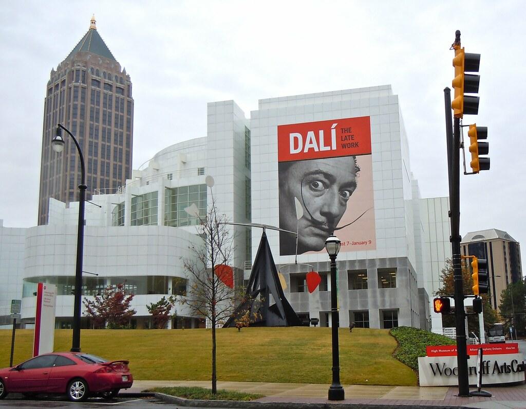 Atlanta Arts And Craft Stores