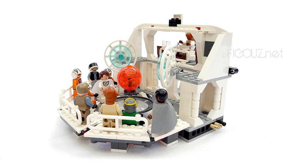 Lego 7754 home one mon calamari star cruiser shot of my le flickr - Croiseur interstellaire star wars lego ...