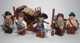 Hunters Of Redcoats | by TheBrickAvenger