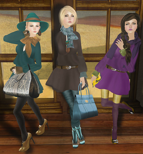 Three | by Double Trouble by Paris & Lolitta~Away for a while