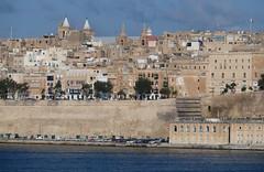 Valletta Steeples - Malta