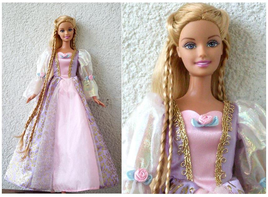Barbie Rapunzel (2003) | From My favourite Barbie Movie!!I