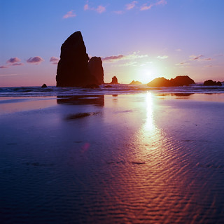 Cannon Beach Sunset | by Josh Boes