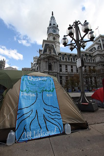 Quaker Tent | by AFSC Photos