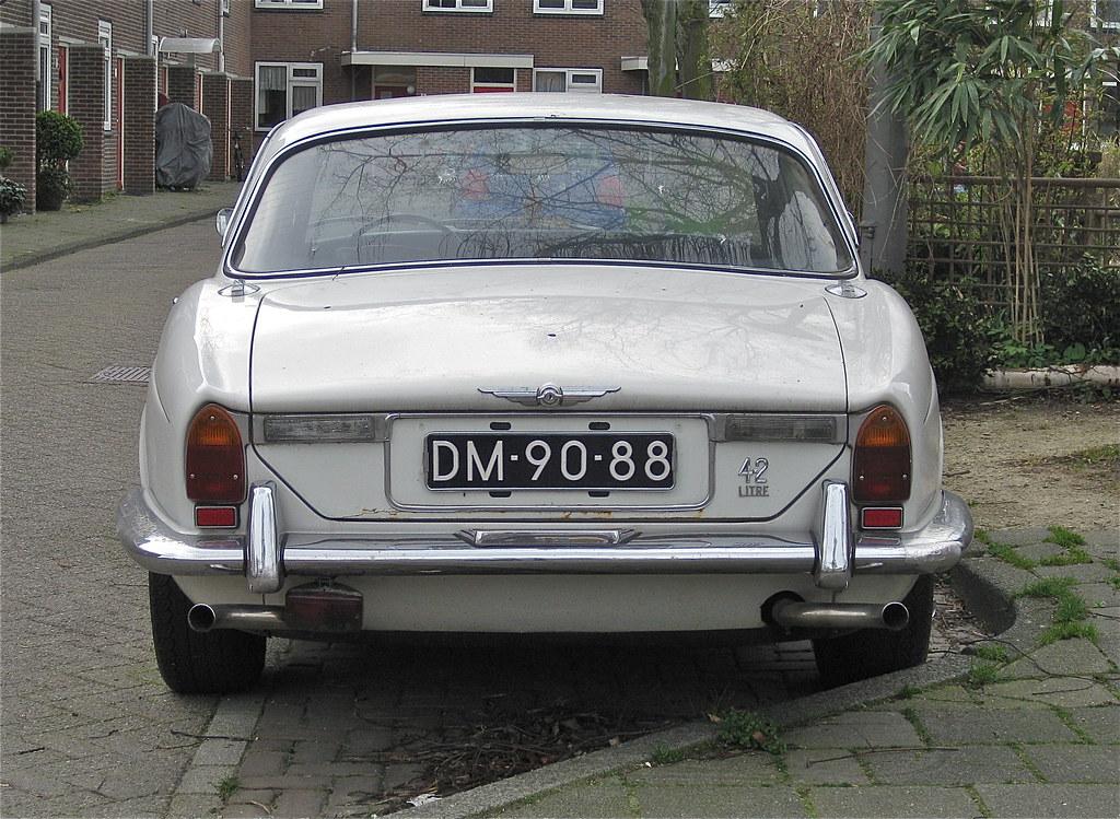 JAGUAR XJ6 4.2 Litre, 1970   Ownership changed Okt. 4 ...