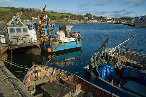 Bantry Harbour | by Daniel & Sonja