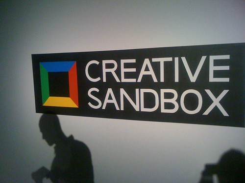 Google Creative Sandbox Logo | by jonlclark