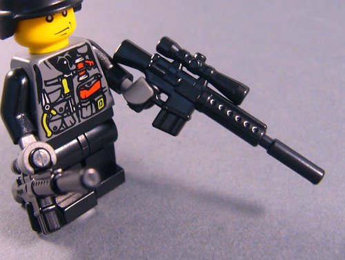 BrickArms M110 Prototype | by BrickArms