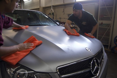 Absorb copyright dr beasley 39 s car care products 2012 for Mercedes benz cleaning products