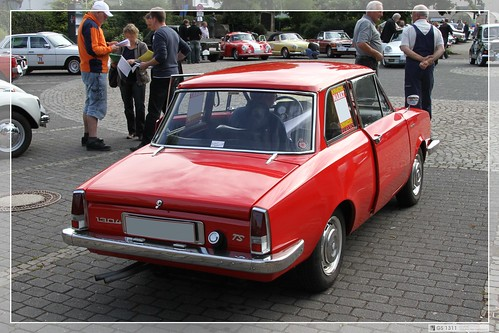1965 glas 1304 ts 04 glas were known for small cars. Black Bedroom Furniture Sets. Home Design Ideas