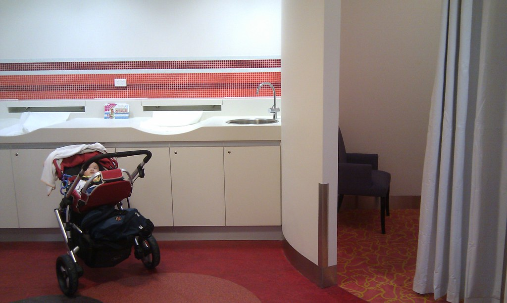 Baby Changing Room Short Hills Mall