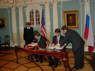 Russia Signing | by USFWS Headquarters