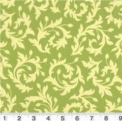 Bijoux Swirly Buds Lime Heather Bailey ordered | by nybird(Karen)