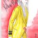 A little yellow blazer