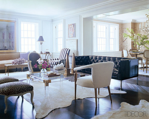 Nate Berkus William Waldron Elle Decor Eclectic Tradi Flickr