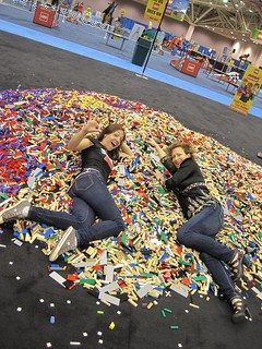 LEGO Brick Pile | by I ♥ BISSELL Sweepers