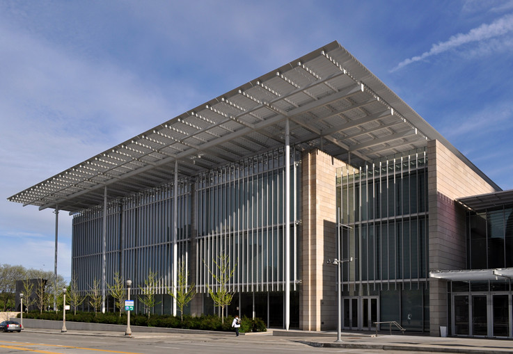 Modern wing art institute of chicago renzo piano flickr for Aprire piani moderni