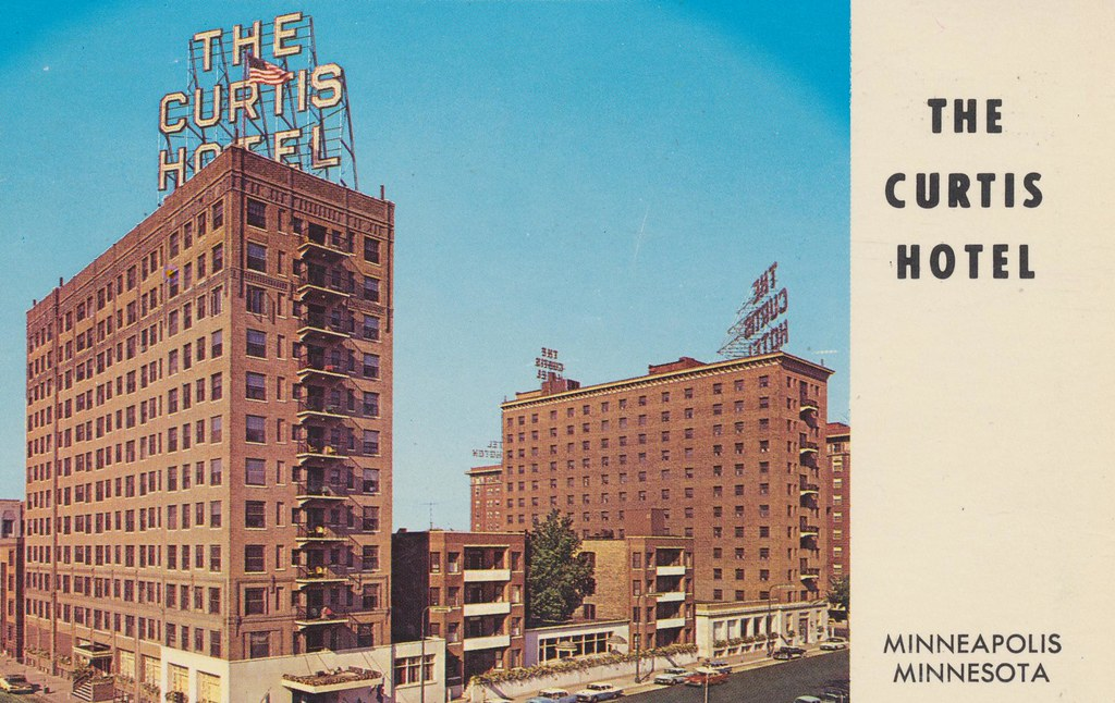 The Curtis Hotel - Minneapolis, Minnesota