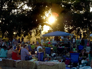 Live Music at theTomato Festival - Capay Organic Farm July 2011 | by Farm Fresh To You -